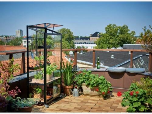 citygreenhouse Juliana Szklarnia miejska balkonowa