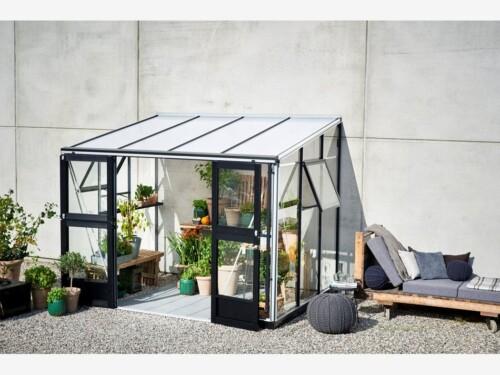 Veranda 6,6 aluminiowa Juliana zabudowa tarasu