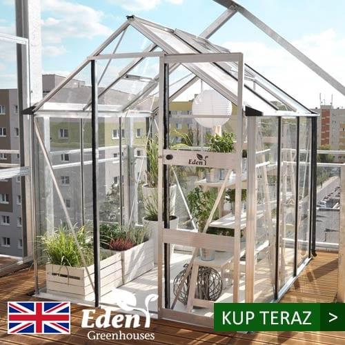 szklarnia ogrodowa Eden