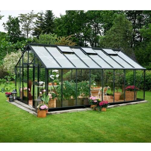Szklarnia Ogrodowa Gardener (21,4 m²) 3,68 x 5,83+ fundament Juliana