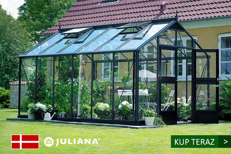 szklarnia ogrodowa Juliana